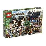 Lego Castle Medieval Market Village
