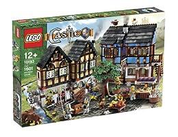 LEGO 10193 CASTLE Medieval Market Village(レゴ キャッスル 中世のマーケットヴィレッジ) 並行輸入