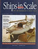 "Ships in Scale: Silkspan Sails; Maritime Museums of the Upper Texas Coast; Modeling the 1776 Brigatine ""Lexington"" a Scratchbuilding Guide Part 3; Good Used Tools and Where to Buy Them; Midwest Liberty Tug a Good Starter Radio Control Model Part 2 (Vol. XVI No. 3)"