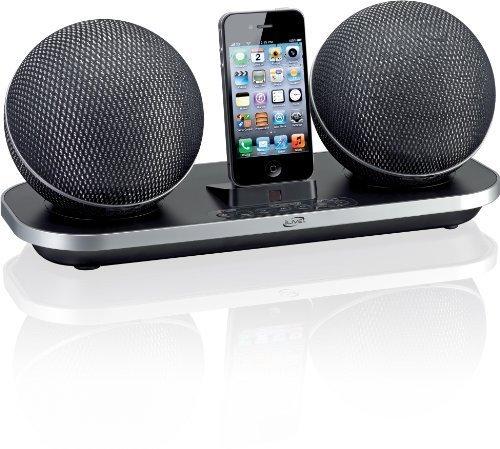 Ilive Isp822B Wireless Speaker System For Ipod/Iphone - Black