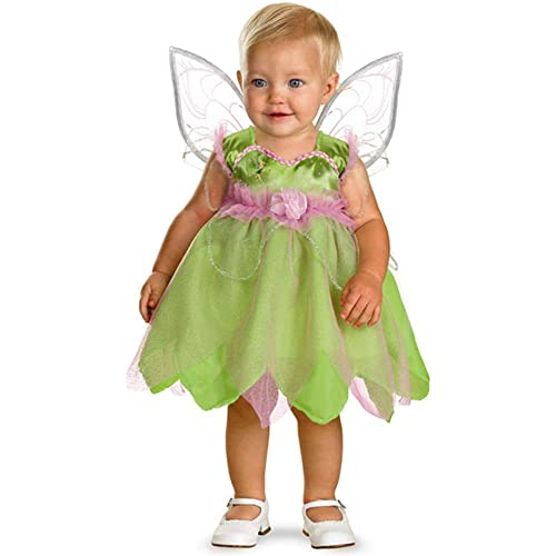 Disguise Baby Girls Disney Fairies Tinker Bell Costume