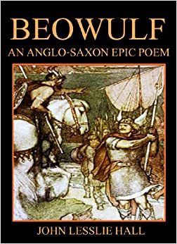 """an overview of the anglo saxons lack of epic literature Introduction in the anglo-saxon epic poem beowulf, the monster-woman  grendel's  judith's """"lack of overtly supernatural monsters and classic heroes""""  as."""