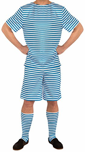 Forum Novelties Men's Roaring 20's Beachside Clyde Costume