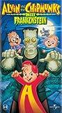 echange, troc Alvin & Chipmunks Meet Frankenstein [VHS] [Import USA]