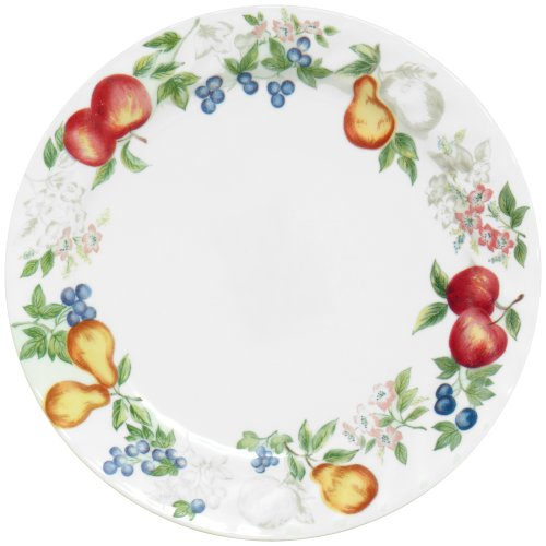 Corelle Impressions 9-Inch Luncheon Plate, Chutney