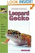 Leopard Geckos (Guide to Owning A...)