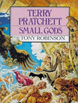 "Cover of ""Small Gods (Discworld)"""
