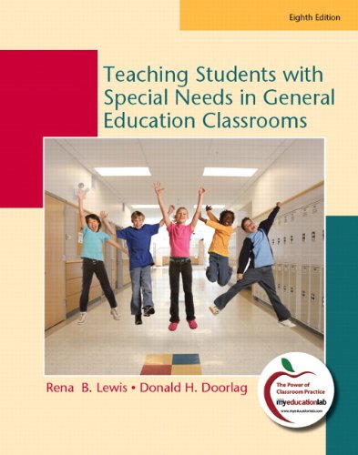 Teaching Students with Special Needs in General Education...