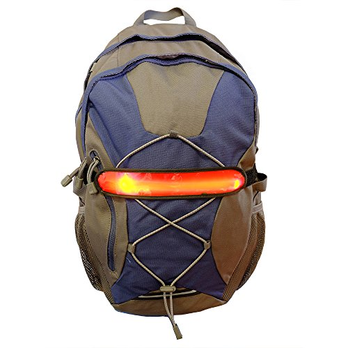 iQualTech Backpack LED Bike Light