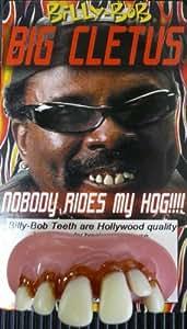 Billy Bob Teeth Big Cletus Snaggle Biker Teeth