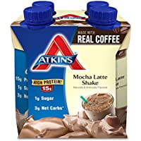 Atkins Ready To Drink Shake 11 Ounce 4 Count