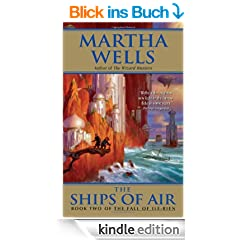 The Ships of Air (The Fall of Ile-Rein)