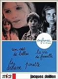 echange, troc Coffret Jacques Doillon 4 DVD - Enfance : Ponette / La Vie de famille / La Drôlesse / Un sac de bille