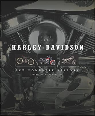 Harley-Davidson: The Complete History