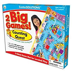 Counting Quest Math Game