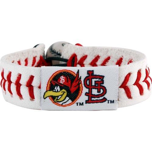 MLB St. Louis Cardinals Cardinals Fred Bird Classic Baseball Bracelet