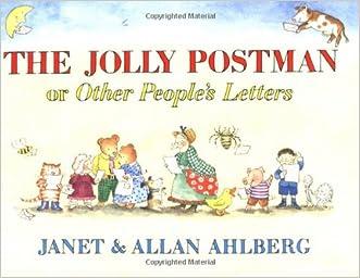 The Jolly Postman written by Allan Ahlberg