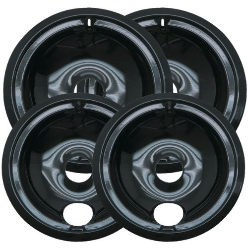 Hotpoint Electric Range Drip Pans front-628773