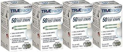 Home Diagnostics TrueTrack Test Strips, 200 Count
