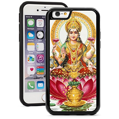 apple-iphone-6-plus-6s-plus-shockproof-impact-hard-soft-case-cover-lakshmi-goddess-of-wealth-black