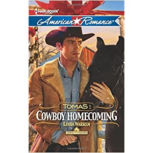 Tomas: Cowboy Homecoming by Linda Warren