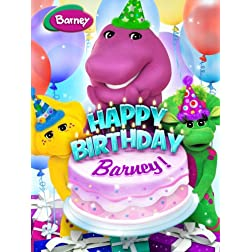 Barney: Happy Birthday Barney