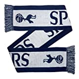 Official Tottenham Hotspur FC Scarf - A Great Gift / Present For Men, Boys, Sons, Husbands, Dads, Boyfriends For Christmas, Birthdays, Fathers Day, Valentines Day, Anniversaries Or Just As A Treat For Any Avid Football Fan