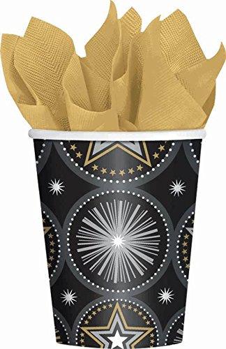 Glitter Starz 9oz Cups - 1