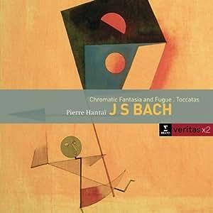 J. S. Bach : Fantaisie chromatique et Fugue - Toccatas