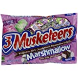 3 Musketeers Marshmallow Minis, Milk Chocolate, 9-Ounce Packages (Pack of 4)