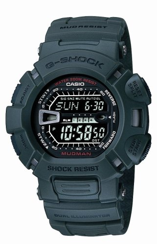 Casio G- Shock Mudman