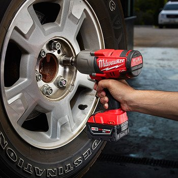 torque tesing for the best cordless impact wrench