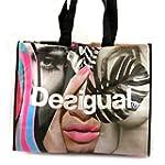 Shopping bag 'Desigual'multicolore.