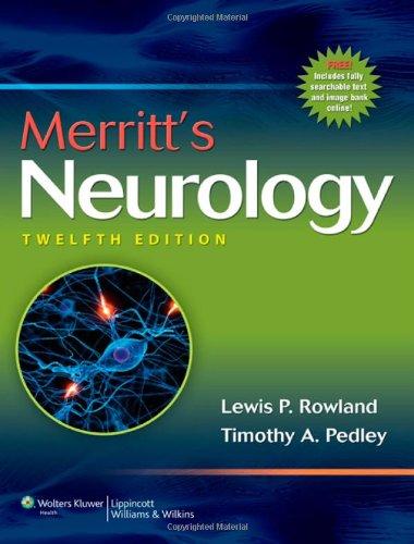 Merritt'S Neurology front-925313