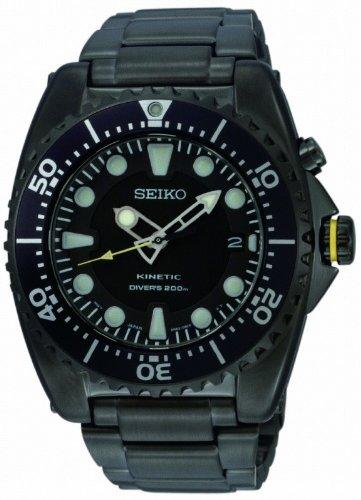 Seiko Men S Watches Kinetic Ska427p1 Laura Waechterfos