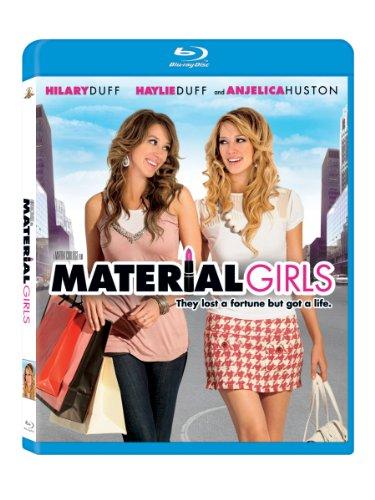 Material Girls Blu-ray