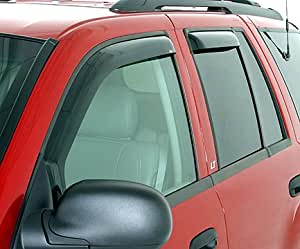 Vent Visors, Shades, Side Window Defectors - 2014-2018 ... |White Silverado Window Deflectors