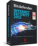 Bitdefender Internet Security 2015 - 1 year - 3 users (PC)