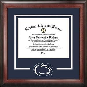 Penn State Nittany Lions Spirit Diploma Frame by Landmark Publishing
