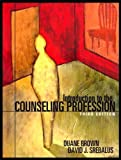 img - for Introduction to the Counseling Profession (3rd Edition) by Brown, Duane, Srebalus, David J. (2002) Paperback book / textbook / text book