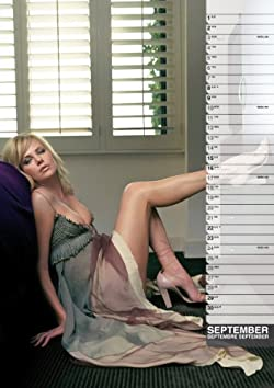 Charlize Theron 2012 Calendar