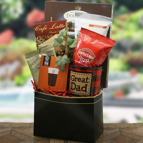 We Love Dad Fathers Day Gift Baskets