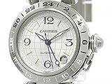 [カルティエ]Cartier【CARTIER】カルティエ パシャC メリディアン ステンレススチール 自動巻き ユニセックス 時計W31029M7(BF100432)[中古]