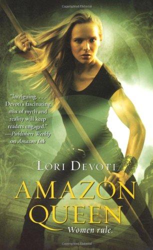Image of Amazon Queen (Amazons, Book 2)