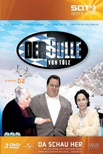 Der Bulle von Tölz - Collector's Box 2 [Collector's Edition] [3 DVDs]