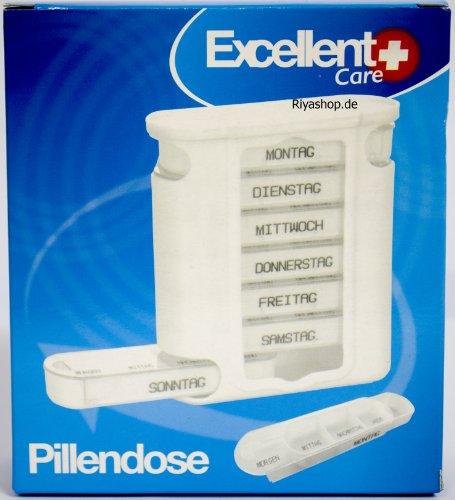 Pillenbox Pillendose, Medikame