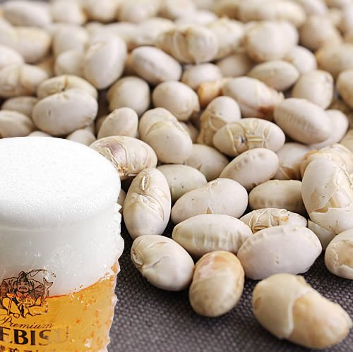 サクサク カル焼き大豆 (煎り大豆) 北海道産大豆使用 120g入り (3袋)