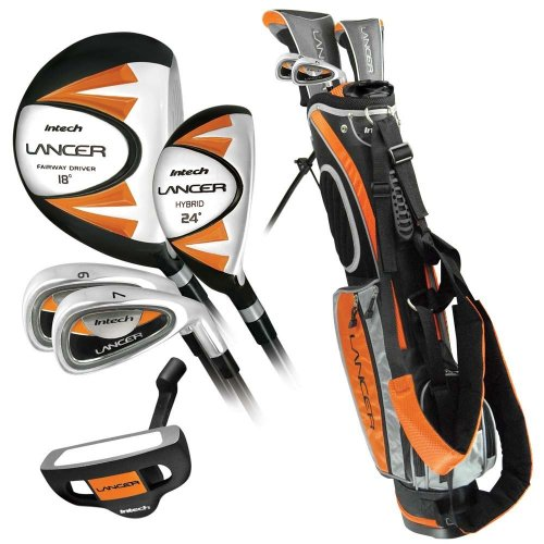 Intech Lancer Junior Golf Set, (Right-Handed,
