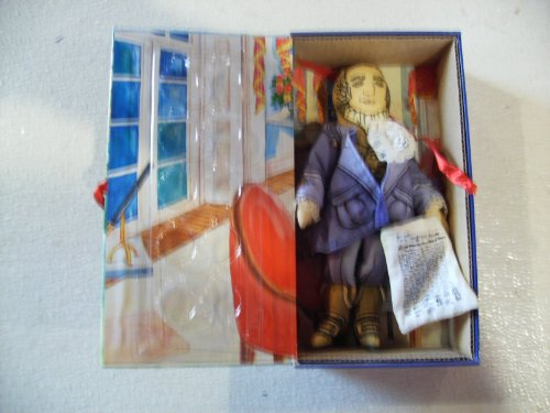 Hallmark American Spirit Collection Thomas Jefferson Doll - 1