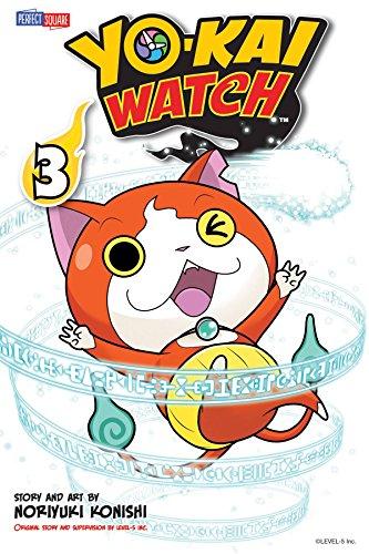 Download YO-KAI WATCH, Vol. 3